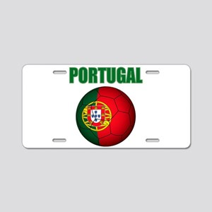 Portugal futebol soccer Aluminum License Plate