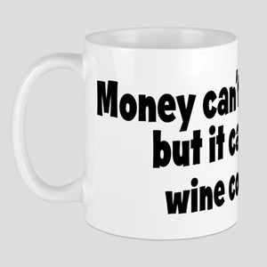 wine coolers (money) Mug