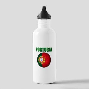 Portugal futebol soccer Water Bottle