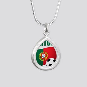 Portugal futebol soccer Necklaces