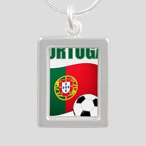 Portugal futebol soccer Necklaces