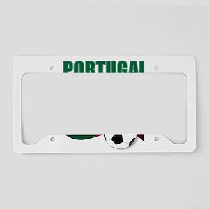 Portugal futebol soccer License Plate Holder