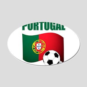 Portugal futebol soccer Wall Decal