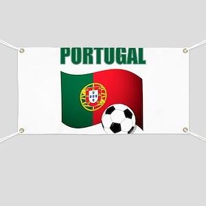 Portugal futebol soccer Banner