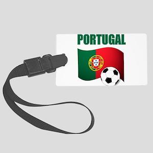 Portugal futebol soccer Luggage Tag