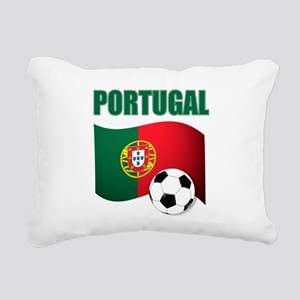 Portugal futebol soccer Rectangular Canvas Pillow