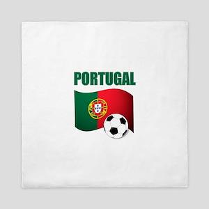 Portugal futebol soccer Queen Duvet