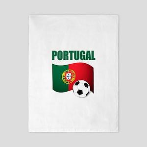 Portugal futebol soccer Twin Duvet