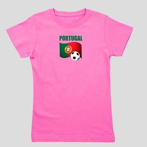 Portugal futebol soccer Girl's Tee