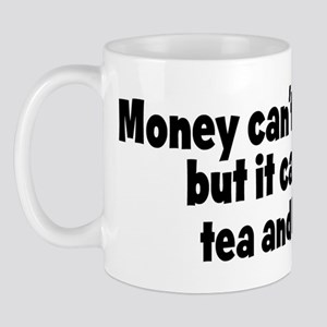 tea and toast (money) Mug