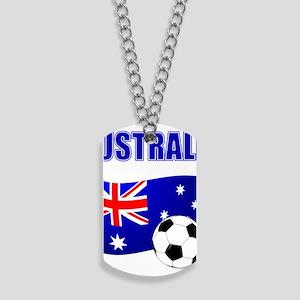 Australia Football Dog Tags