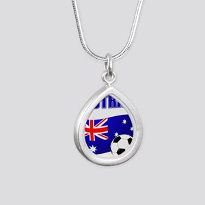 Australia Football Necklaces