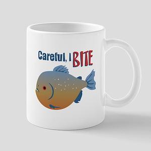 Careful,I Bite Mugs