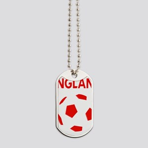 England Football Dog Tags