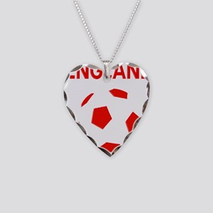 England Football Necklace