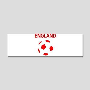 England Football Car Magnet 10 x 3