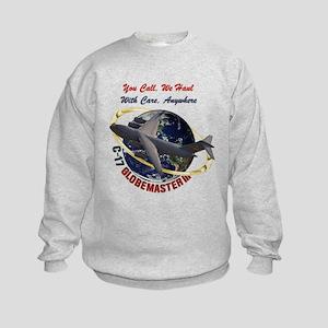 C-17 You Call, We Haul Sweatshirt