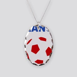 France Football Necklace