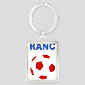 France Football Keychains