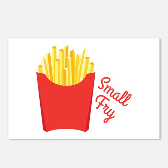 small Fry Postcards (Package of 8)