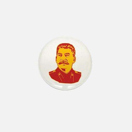 Cool Stalin Mini Button