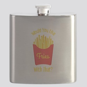 Would You Like With That ? Flask