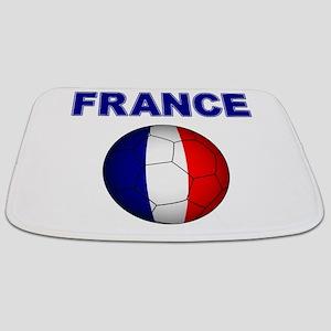 France Football Bathmat