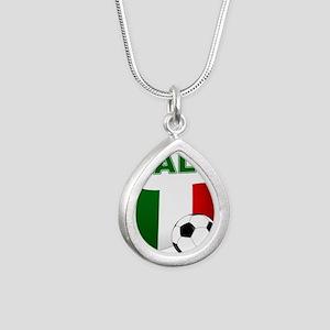 Italia calcio football Necklaces