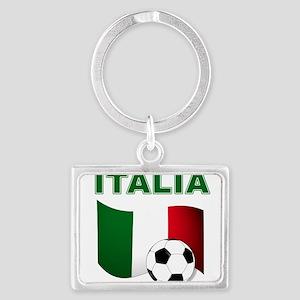 Italia calcio football Keychains