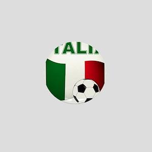 Italia calcio football Mini Button