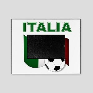 Italia calcio football Picture Frame