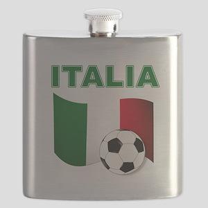 Italia calcio football Flask
