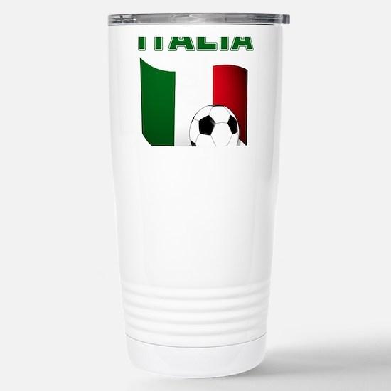 Italia calcio football Travel Mug