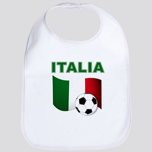Italia calcio football Bib