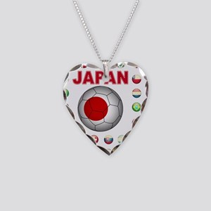 Japan soccer Necklace