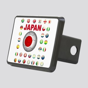 Japan soccer Hitch Cover
