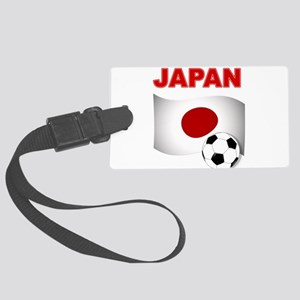 Japan soccer Luggage Tag