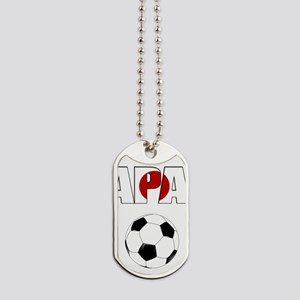 Japan soccer Dog Tags