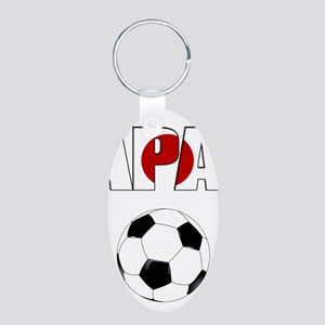 Japan soccer Keychains
