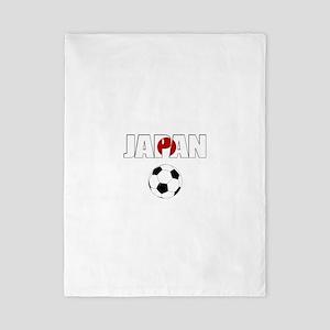 Japan soccer Twin Duvet