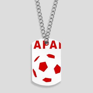 Japan soccer Dog Tags
