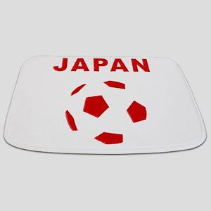 Japan soccer Bathmat