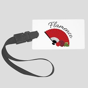 Flamenca Luggage Tag