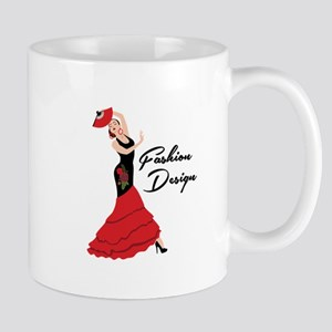 Fashion Design Mugs