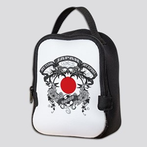 Japan Soccer Neoprene Lunch Bag