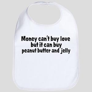 peanut butter and jelly (mone Bib