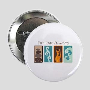 "The Four Elements 2.25"" Button"