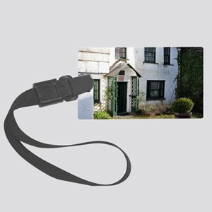 Quaint cottage in Hawkshead in C Large Luggage Tag