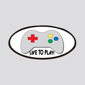 Live To Play! Patches