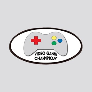 Video Game Champion Patches